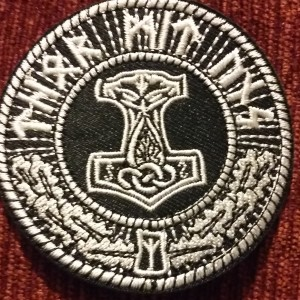 Thors Hammer Patch