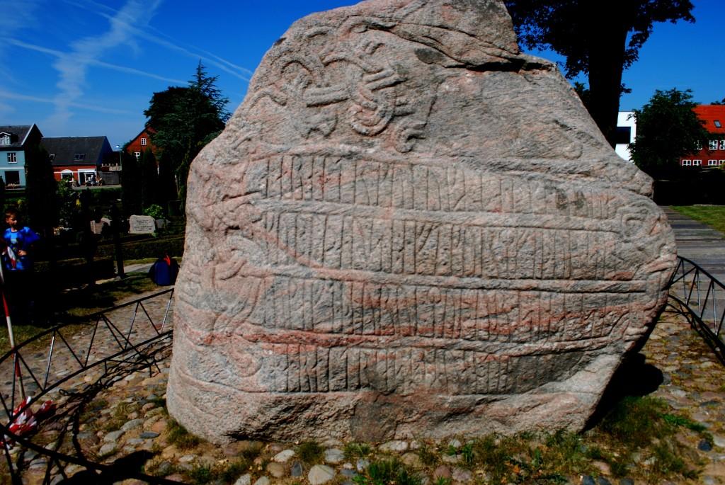 Runestone Jelling