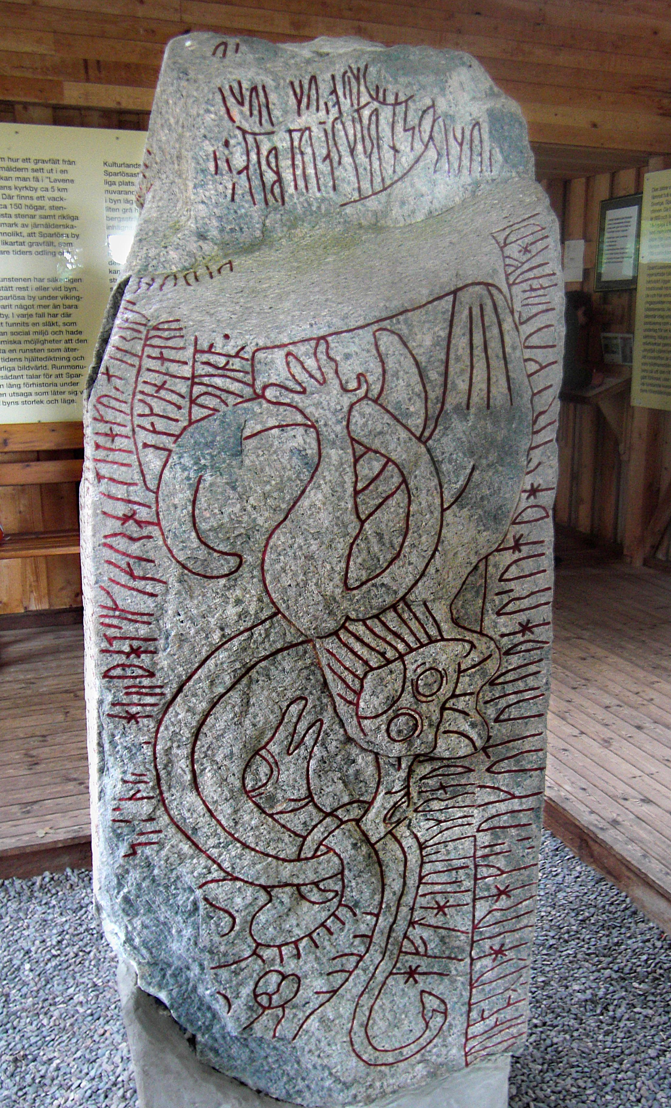 Runestone Sparlosa