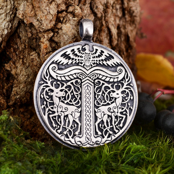 Irminsul Necklace