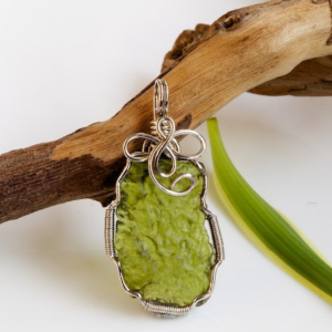 Moldavite-Necklace