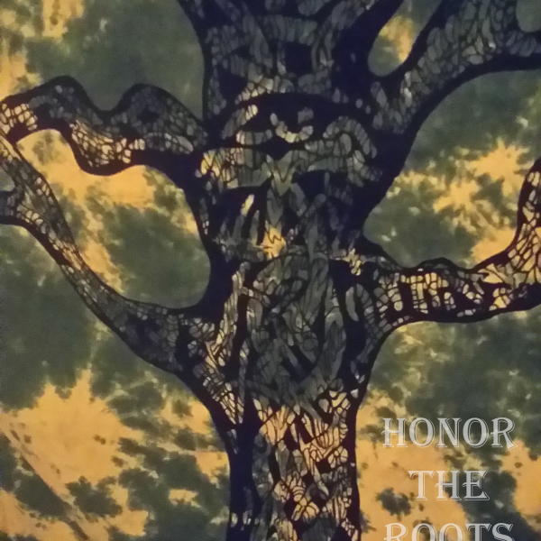 Gallows Tree Viking Tapestry