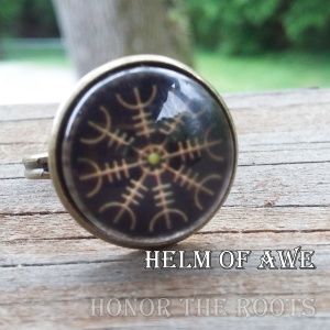 Helm of Awe Ring 1