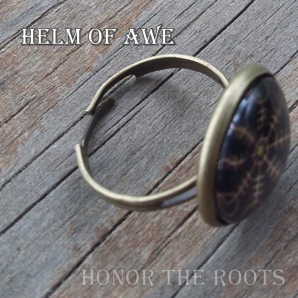Helm of Awe Ring 2