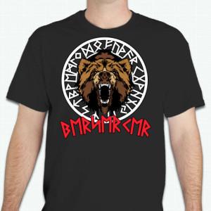 berserker shirt