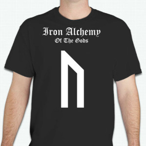 iron alchemy shirt