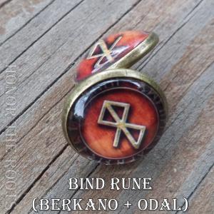 Bind Rune Earings