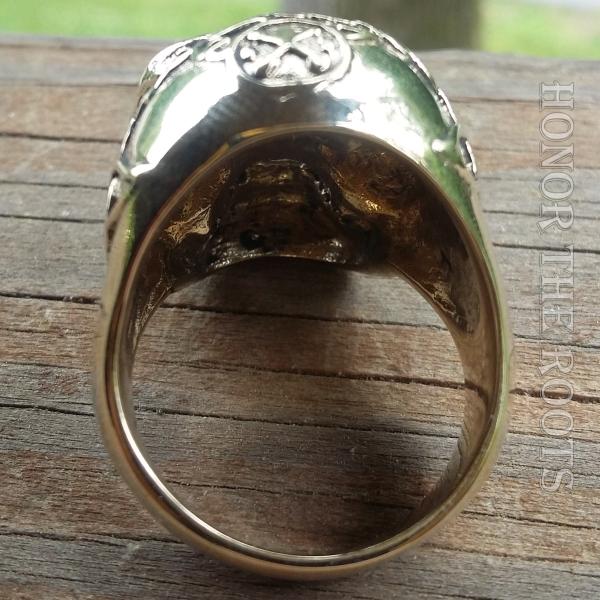 Einherjar Viking Ring