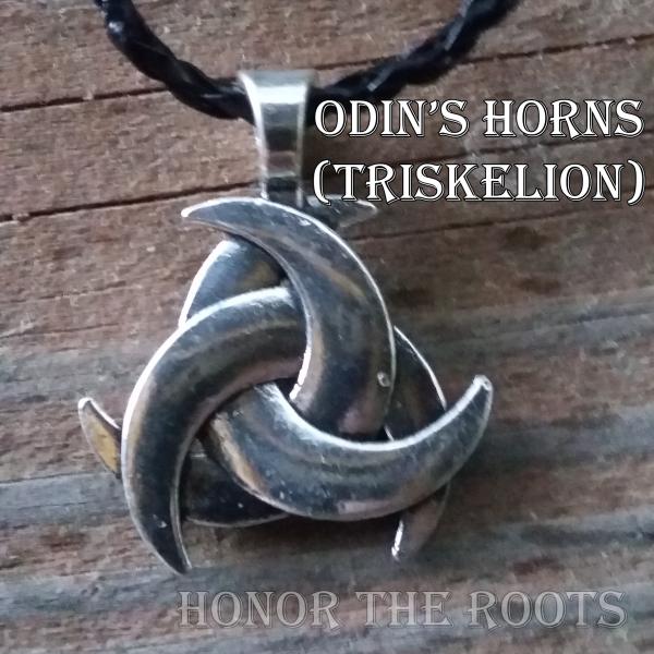 Odins Horns Triskelion