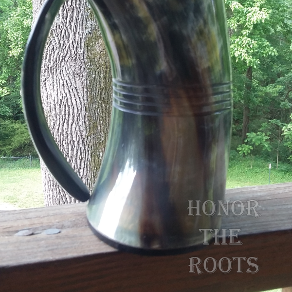 Viking Drinking Horn Tankard 3