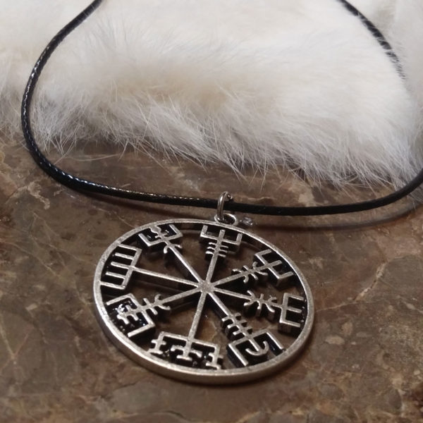 Vegvisir Necklace