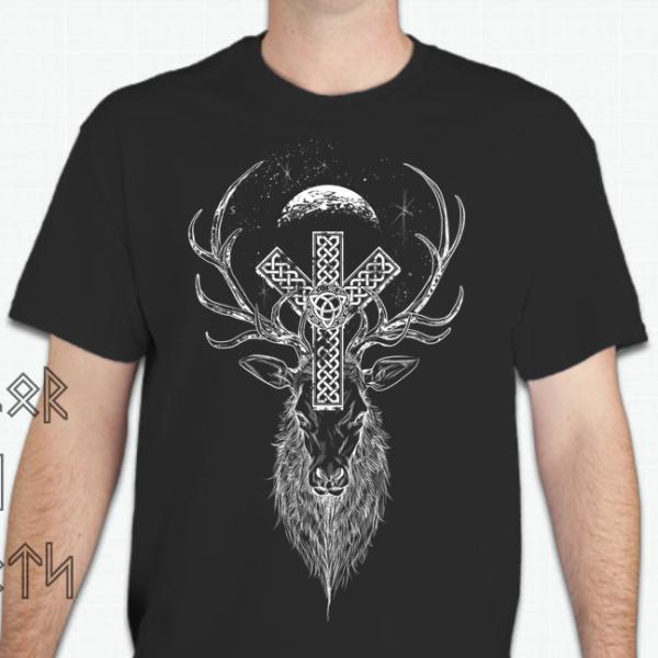 Algiz Rune Shirt
