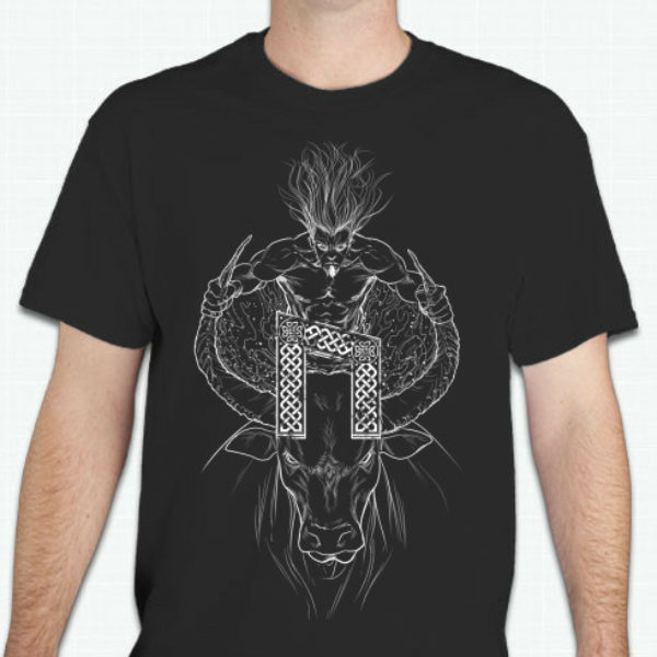 Uruz Rune Shirt