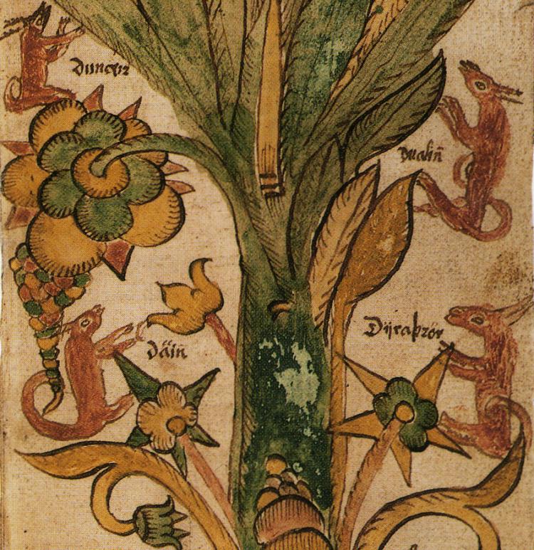 Creatures of Yggdrasil dain dvalin 4 harts