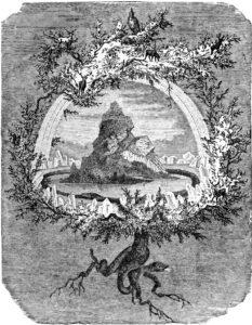 Yggdrasil Tree Norse Mythology